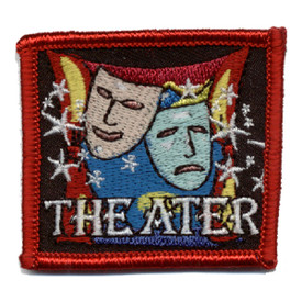 S-0866 Theater Patch