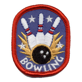 S-0871 Bowling Patch