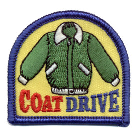 S-0874 Coat Drive Patch