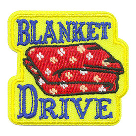 S-0875 Blanket Drive Patch
