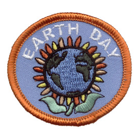 S-0882 Earth Day Patch