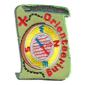 S-0889 Orienteering Patch
