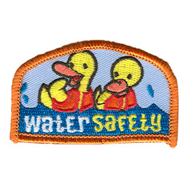 S-0891 Water Safety (Ducks) Patch