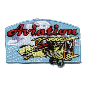 S-0904 Aviation Patch