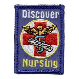 S-0905 Discover Nursing  Patch