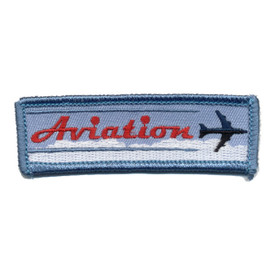 S-0907 Aviation (Jet) Patch