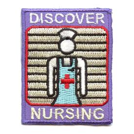 S-0909 Discover Nursing Patch