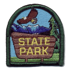 S-0913 State Park Patch