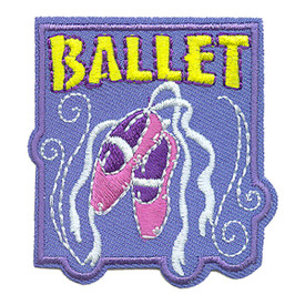 S-0915 Ballet Patch