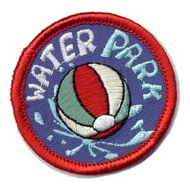 S-0917 Water Park (Beach Ball) Patch