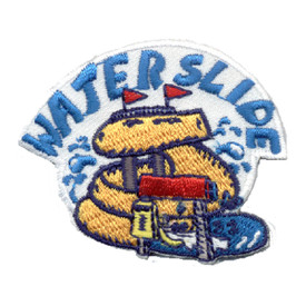 S-0918 Water Slide Patch