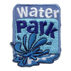 S-0920 Water Park  (Splash) Patch