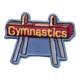 S-0921 Gymnastics (Horse) Patch