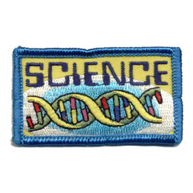 S-0925 Science  - DNA Strand Patch