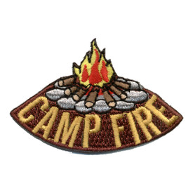 S-0927 Campfire Patch