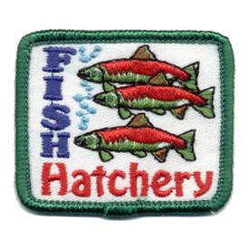 S-0953 Fish Hatchery Patch