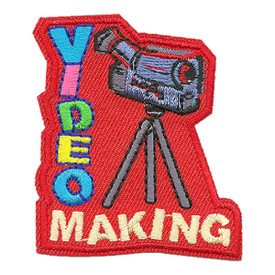 S-0975 Video Making Patch