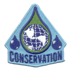 S-0981 Conservation Patch