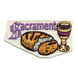 S-0982 Sacrament Patch