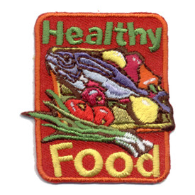 S-0983 Healthy Food Patch