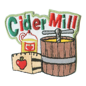 S-0999 Cider Mill Patch