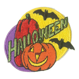 S-1006 Halloween Patch