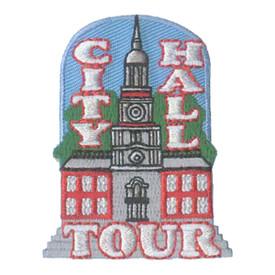 S-1031 City Hall Tour Patch