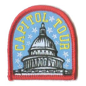 S-1035 Capitol Tour (Dome) Patch