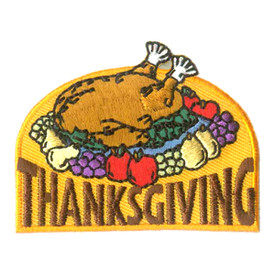 S-1040 Thanksgiving Patch