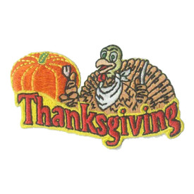 S-1042 Thanksgiving Patch