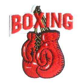 S-1045 Boxing Patch
