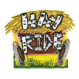 S-1067 Hay Ride (Grey Tires) Patch