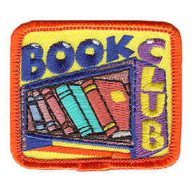 S-1070 Book Club Patch