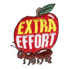 S-1071 Extra Effort Patch