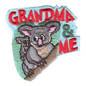 S-1082 Grandma & Me Patch
