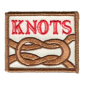S-1085 Knots Patch