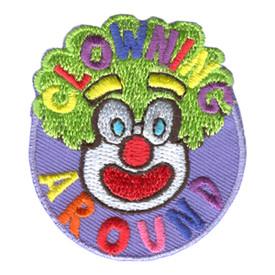 S-1088 Clowning Around Patch
