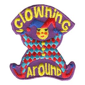 S-1092 Clowning Around Patch
