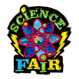 S-1097 Science Fair Patch
