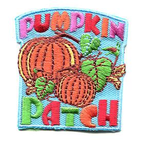 S-1098 Pumpkin Patch Patch
