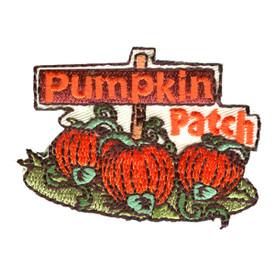 S-1103 Pumpkin Patch Patch