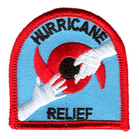 S-1105 Hurricane Relief Patch