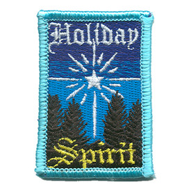 S-1106 Holiday Spirit Patch
