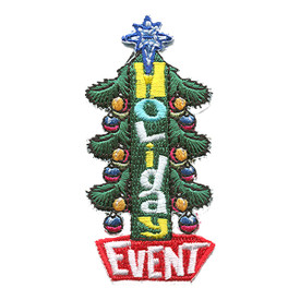 S-1108 Holiday Event Patch