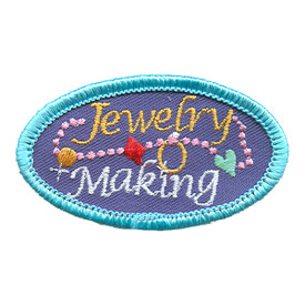 S-1114 Jewelry Making Patch