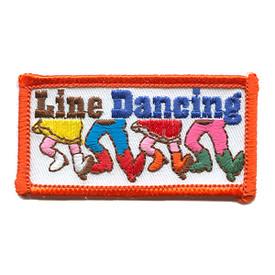S-1120 Line Dancing Patch