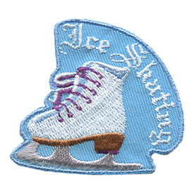 S-1134 Ice Skating Patch
