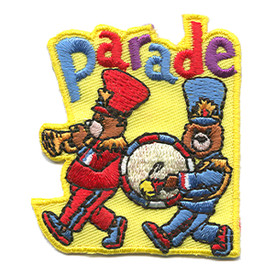 S-1140 Parade - Bears Patch