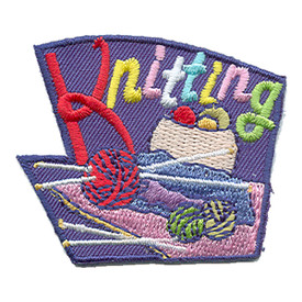 S-1145 Knitting Patch