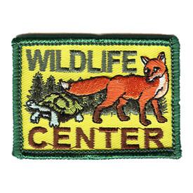 S-1154 Wildlife Center Patch